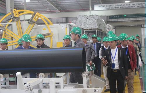 Sản xuất và cung cấp các sản phẩm băng chống thấm PVC